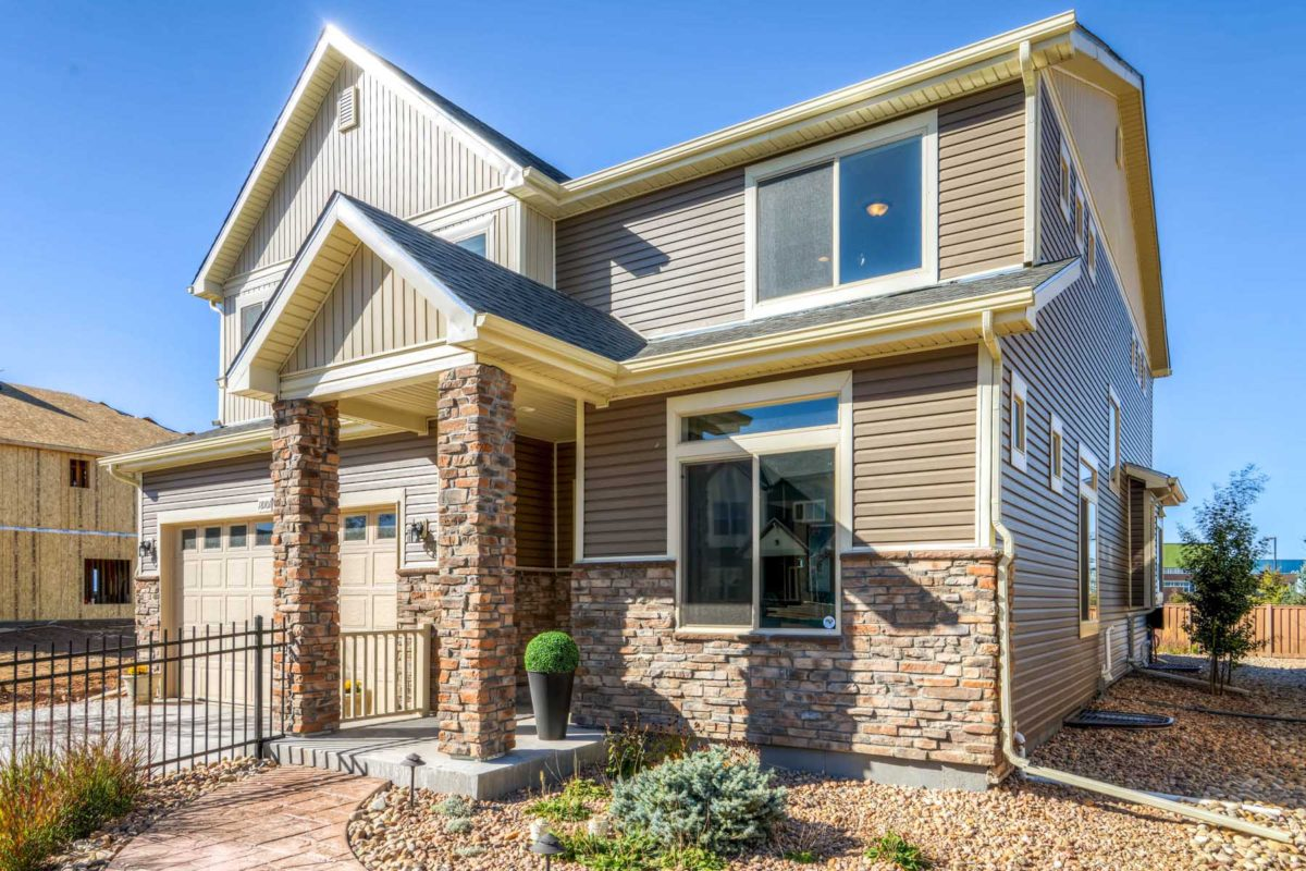 Carriage House Green Valley Ranch Oakwood Homes Denver Co
