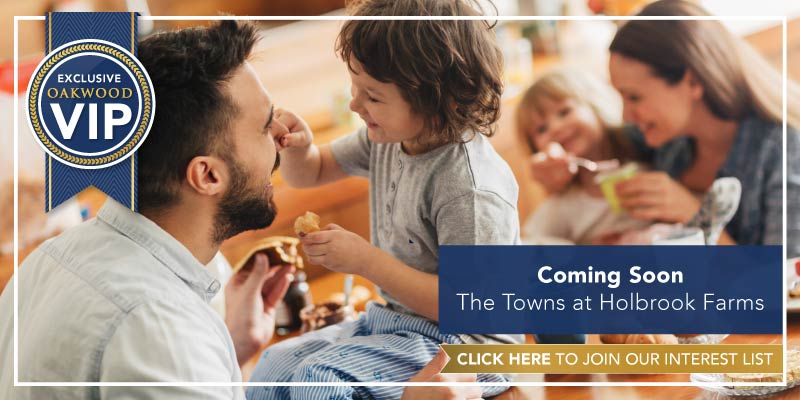 The Towns Coming Soon to Holbrook Farms